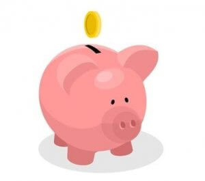 cochon tirelire, financement mini maison