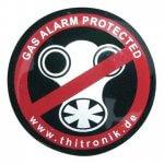protection attaque au gaz t