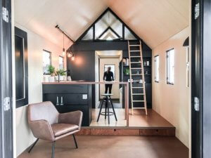 tiny house de luxe