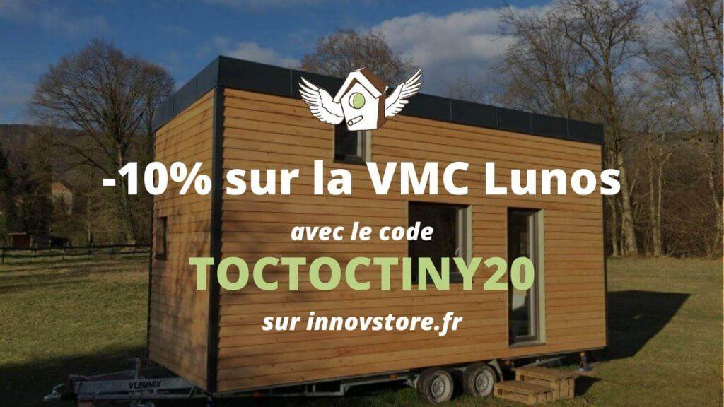 vmc pour tiny house code de réduction