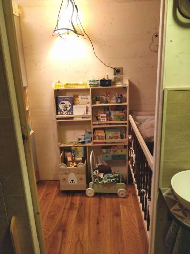 Belle chambre spécialement pour Bébé