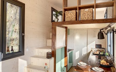 Comment réduire l'empreinte carbone des appareils domestiques en Tiny House ?